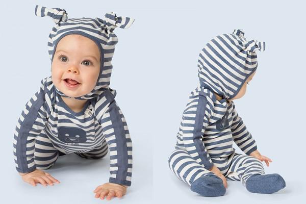 EMMM Enfant onesie hat