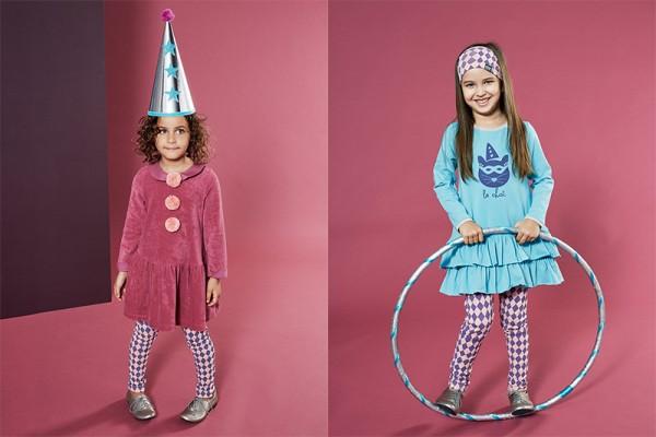EMMM girls pompom dress