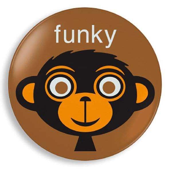 Made 590 Monkey plate