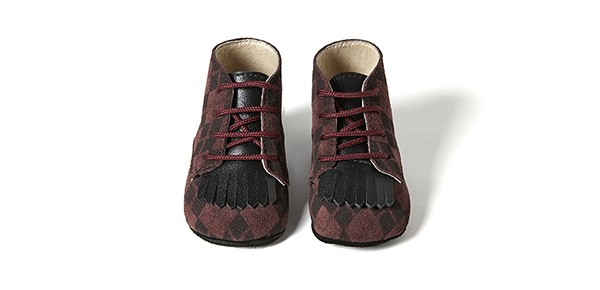 Sonatina loafer boots 1