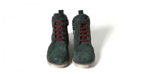 Sonatina suede boots 1