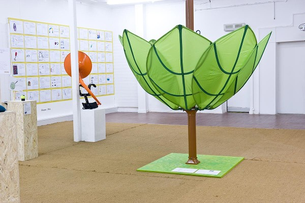 inventors leaf catcher