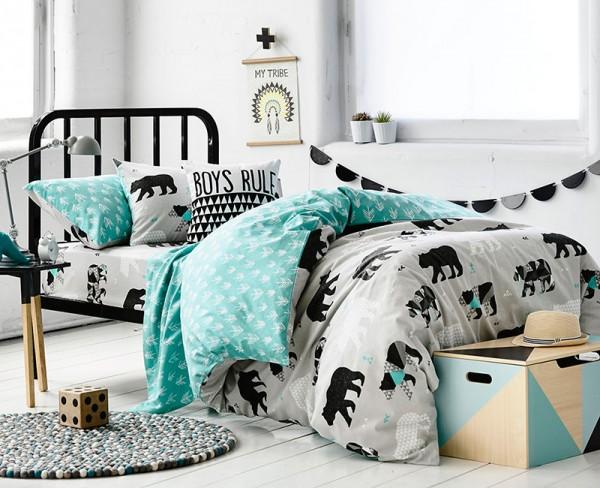 Adairs Kids Linen Beds Have Never Been Sweeter Or Cosier