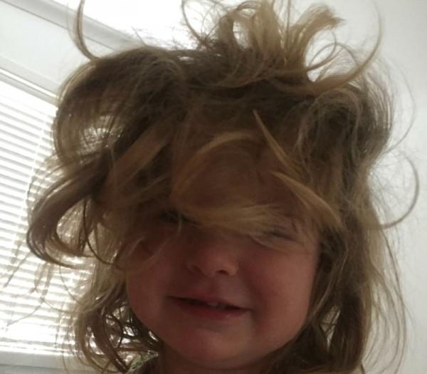 Crazy Hair winner 2