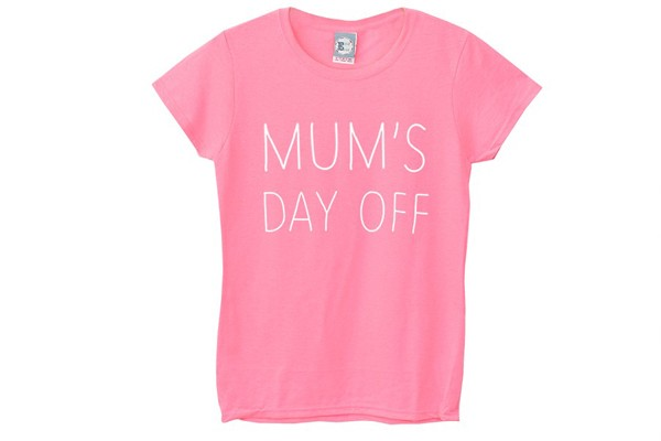 mums day off tshirt