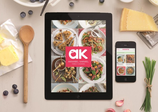 Family Cooking App annabel