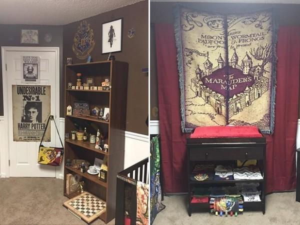 Harry Potter Nursery 4