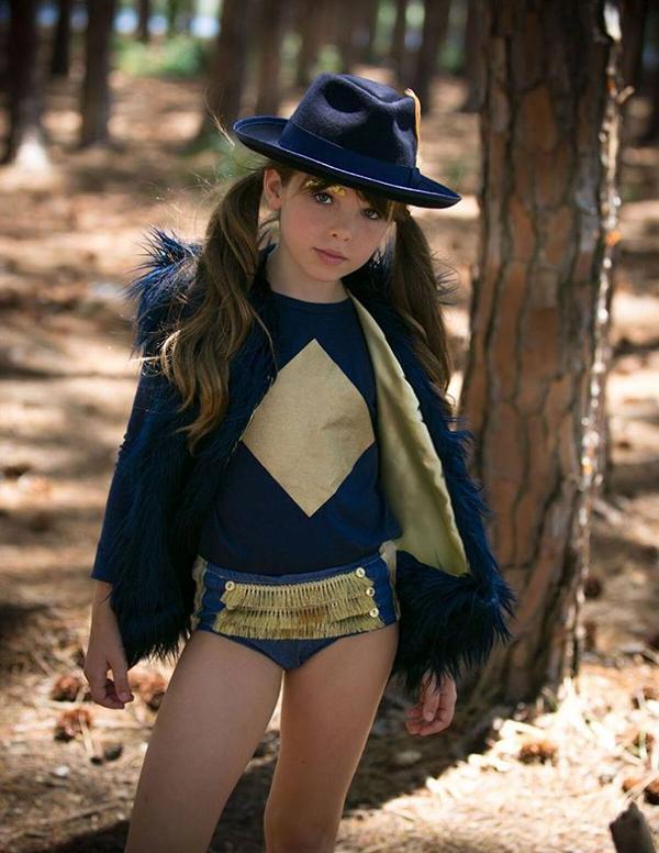 Lulu Stars majorette pants