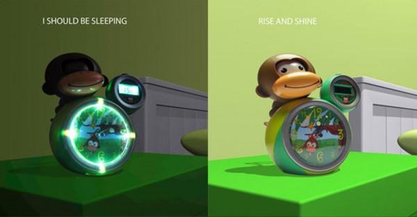 Sleep trainer clock Momo2