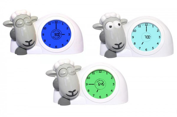 Sleep trainer clock Sam sheep