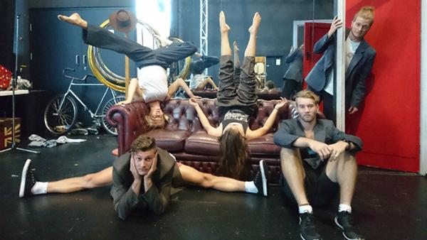 Sydney Opera House Stunt Lounge