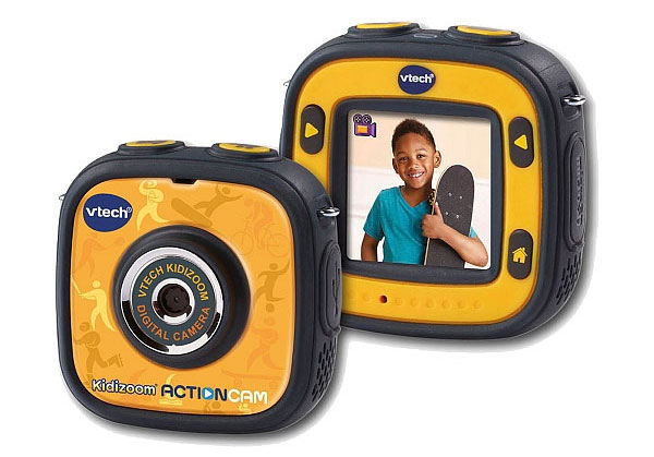 Travel-VTech-action-cam