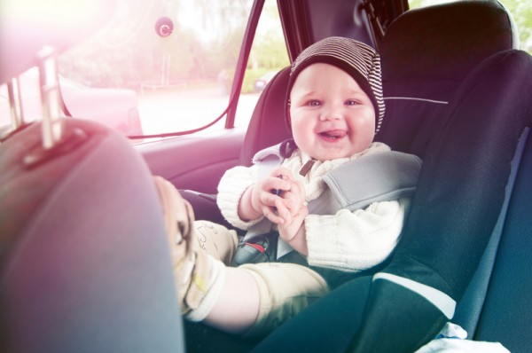 baby car seat drive road trip sl
