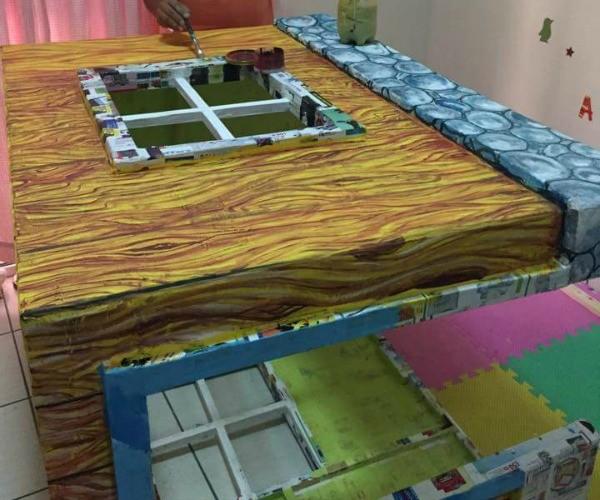 cardboard box house 3