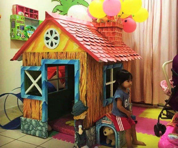cardboard box house 4