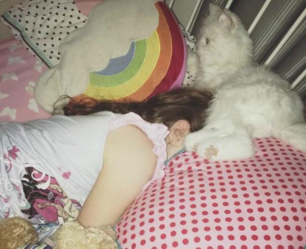 izzy bedtime