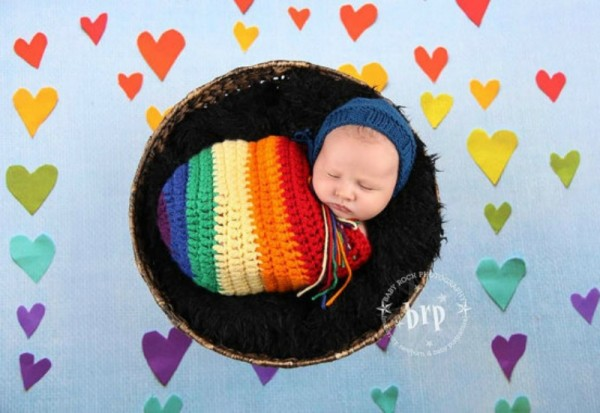 rainbow baby finds 3