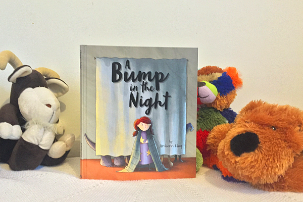 A Bump in the Night by Amberin Huq