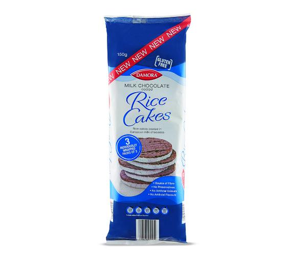 Chocolate Rice Cakes Damora