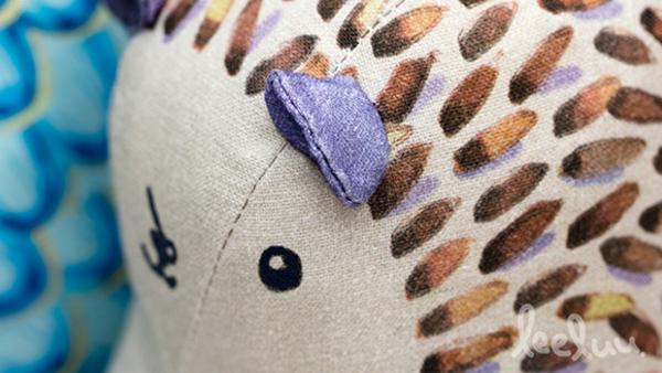Leeluu close up
