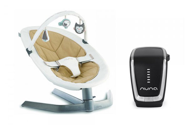 Hey Parents The Incredible Nuna Leaf Rocker For Baby Now