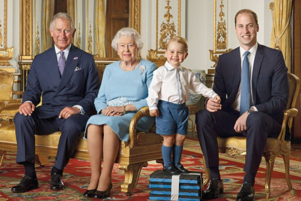 royal family george