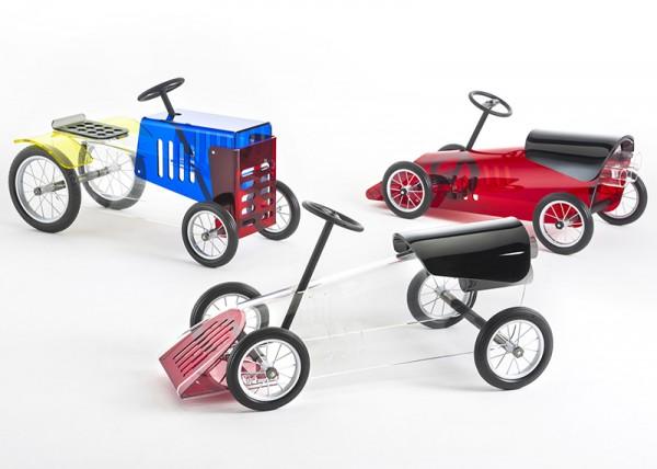 Kartell race car tractor