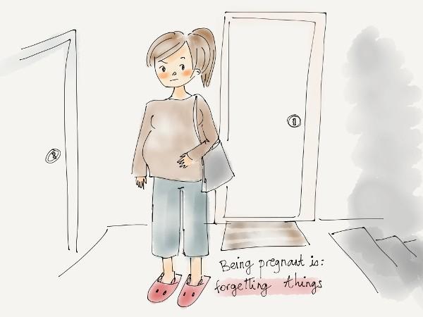 Marie-Charlotte Yao illustrative diary