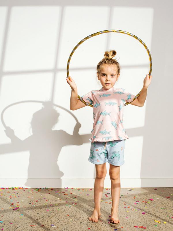 Minimnt hula hoop