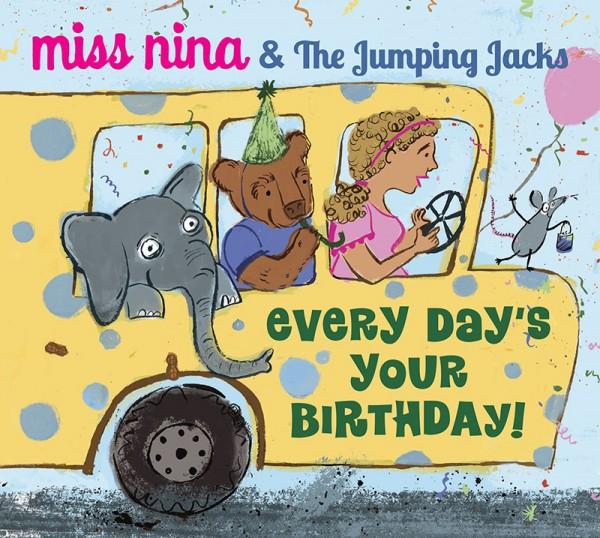 Miss Nina Album Cover
