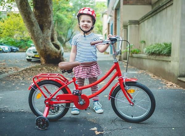Papillionaire Mandi's bikes Audrey