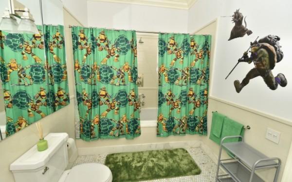 Lounge In Luxury At This Teenage Mutant Ninja Turtle