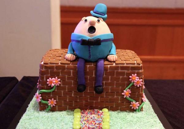 aww humpty cake