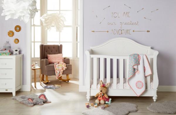 babiesrus nursery luxe