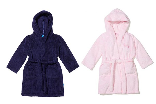 18 warm and cosy dressing gowns for kids - a winter roundup