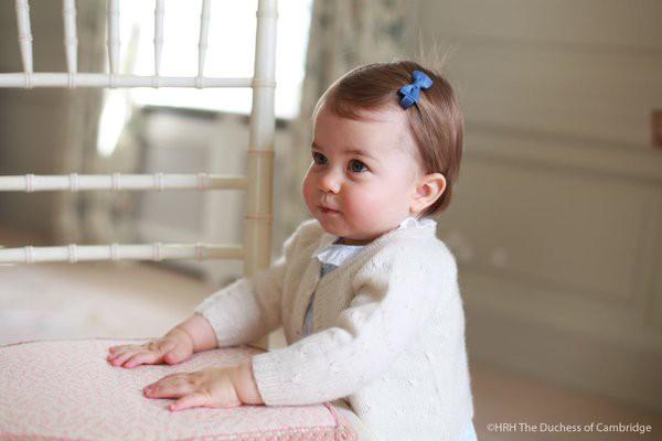 princess charlotte 1st bday