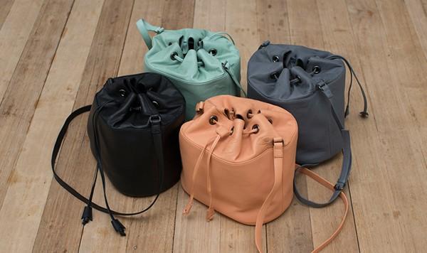 Elk bucket bags