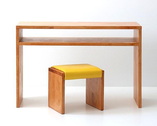 Kcimory Desk and Stool