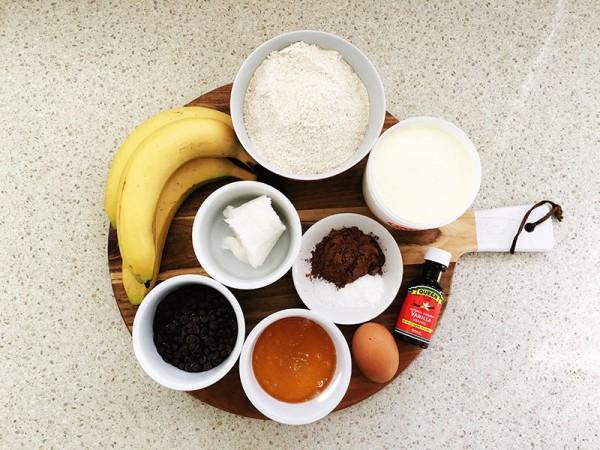 Lets-cook-choc-banana-ingredients