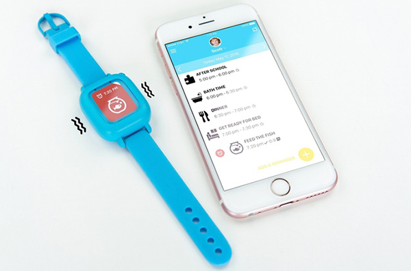 Octopus watch and app