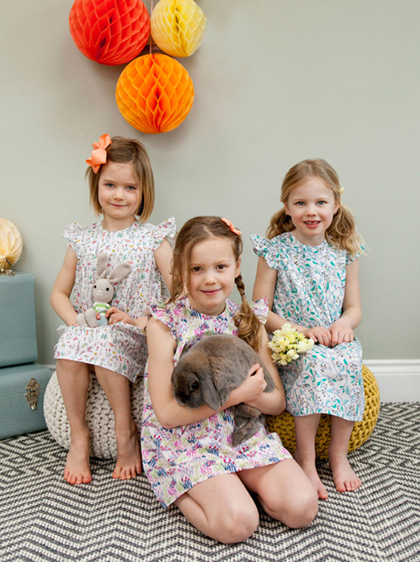 Olivier Baby and Kids Liberty dresses 2