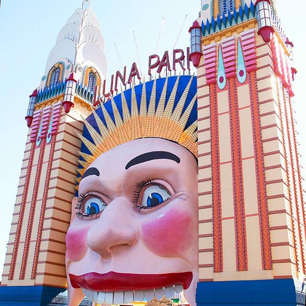 Red Nose Disco Day Luna Park