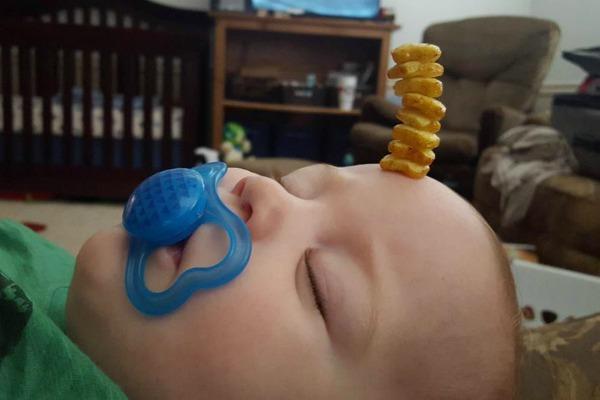 cheerio baby dummy