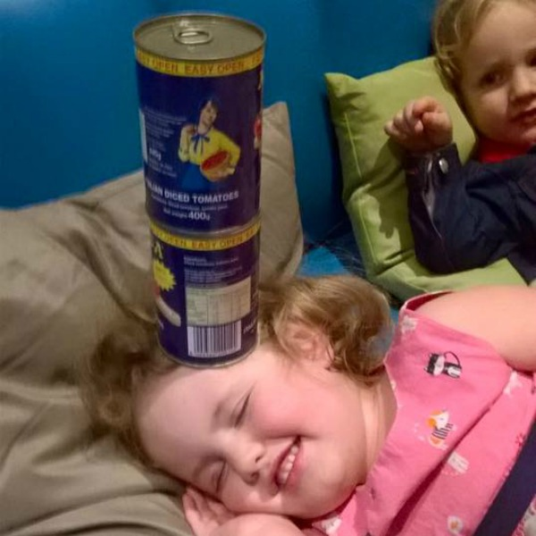 cheerio baby tinned cans