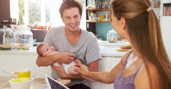 new parents mum dad baby sl fb