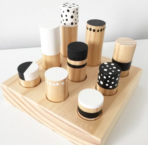 pattern little peg play sets