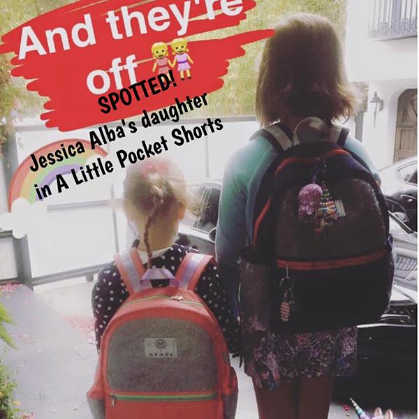 2 Jessica Alba Honor A Little Pocket