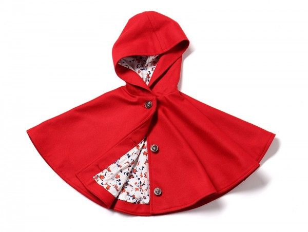 Allora Capes Red Riding Hood