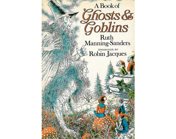 Book of Ghosts and Goblins