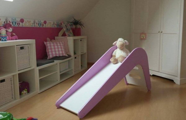 The German Made Jupiduu Slide Is Designer Living Meets Play Time. It Has  Been Created Primarily For Inside Spaces, Facilitating Safe Indoor Sliding  For ...